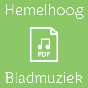 hemelhoog leadsheets complete set